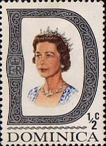 Dominica 1969 SG 272 Queen Elizabeth II Fine Mint Scott 268 Other West Indies and British Commonwealth Stamps HERE!