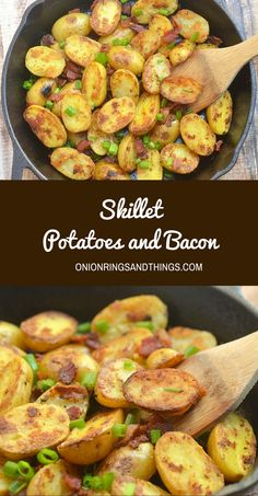 Skillet Potatoes and