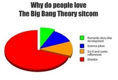 Why do people love the big bang theory? -Romantic story-line development -Science jokes -Sci-Fi and comic references -SHELDON The Big Theory, Big Bang Theory Funny, Skull Cat, The Big Bang Therory, Science Jokes, Chemistry Jokes, Why Do People, Film Serie, Just For Laughs