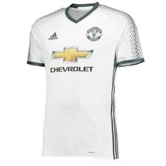86c411975 Maillot Manchester United 2016-2017 Pas Cher Third Football Shirts