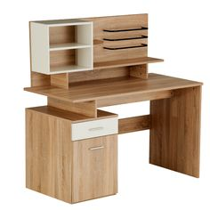 Study Room Decor, Bedroom Decor, Study Table Designs, Diy Storage Shelves, Reading Table, Kid Beds, New Room, Girl Room, Bookshelves