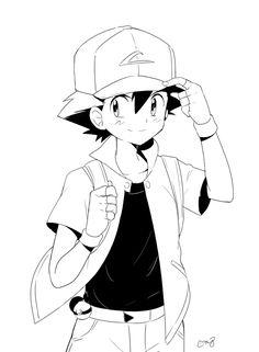 Pokémon - Ash Ketchum