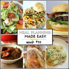 Busy moms can now save time with these delicious recipes our easy meal plan series.