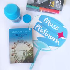 #blue #flatlay #book