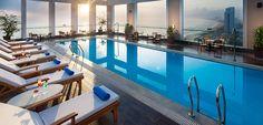 Diamond Sea Hotel: Khách sạn Đà Nẵng có hồ bơi sân thượng tuyệt đẹp      Đà Nẵng , thành phố biể...