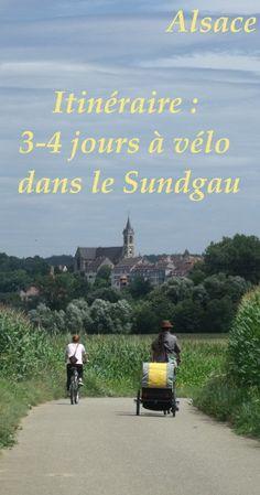Itinéraire pour découvrir le Sundgau à Vélo - Cyclotourisme en Alsace, France Rando Velo, Alsace France, Excursion, Picture Postcards, Cycling Workout, Strasbourg, France Travel, Touring, Circuit