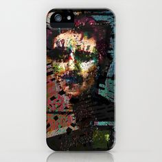 Artist as Self Portrait iPhone & iPod Case by brett66 - $35.00
