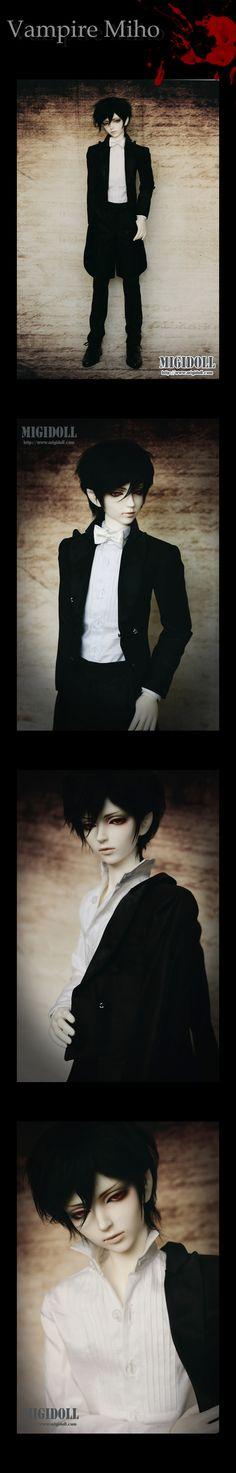 Vampire Miho (Migidoll)