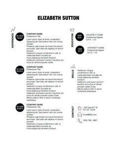 27 modelos de currículo para você se inspirar | Catraca Livre