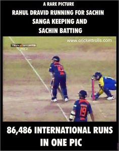 Sachin Tendulkar Rahul Dravid & Kumar Sangakkara in a single frame..... - http://ift.tt/1ZZ3e4d