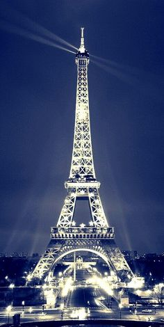 Eiffel Tower is an iron lattice tower located on the Champ de Mars in Paris, France. It was named after the engineer Alexandre Gustave Eiffel, whose company designed and built the tower. Erected in 1889 as the entrance arch to the 1889 World's Fair Paris Pictures, Paris Photos, Cool Pictures, Paris Torre Eiffel, Paris Eiffel Tower, Beautiful Paris, Paris Love, Beautiful Nature Wallpaper, Beautiful Landscapes