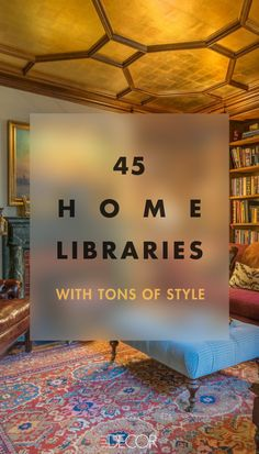 45 Examples That Prove Your Books Deserve Attention is part of Home libraries - 45 Examples That Prove Your Books Deserve Attention NurseryBookshelf Libraries Nursery Bookshelf, Library Room, Home Libraries, Library Design, Book Nooks, House Goals, Home Staging, Interior And Exterior, Interior Design