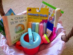 95 easter basket ideas for babies and toddlers basket ideas 1 year olds easter basket negle Images