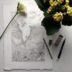 ❀ Thumbelina ❀ on Behance