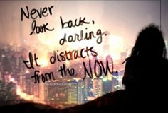It Distracts From The Now