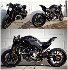 Paolo Tex Body kit for Ducati Monster... RocketGarage