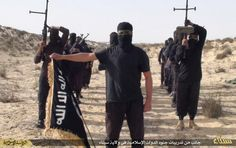 Isis in Egypt's Sinai beheads two elderly men for 'witchcraft' and 'apostasy' in execution