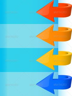 VECTOR DOWNLOAD (.ai, .psd) :: http://jquery.re/pinterest-itmid-1002651854i.html ... Multi-coloured Arrows ...  3d, arrow, background, button, design, direction, element, framework, icon, illustration, isolated, sign, symbol, vector  ... Vectors Graphics Design Illustration Isolated Vector Templates Textures Stock Business Realistic eCommerce Wordpress Infographics Element Print Webdesign ... DOWNLOAD :: http://jquery.re/pinterest-itmid-1002651854i.html