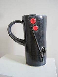 Original Nintendo Controller Coffee Mug for the Vintage gamer.  Oldschool Love.