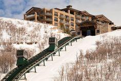 Skiing at The St. Regis Deer Valley