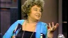 She dishes it right back! Shelley Winters - YouTube