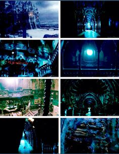 Crimson Peak is about an ancient mansion in the North of England with dark secrets.