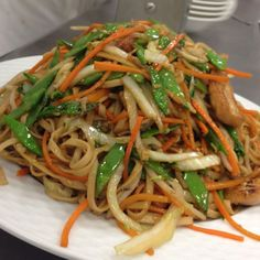Asian Recipes, My Recipes, Chicken Recipes, Cooking Recipes, Ethnic Recipes, Chop Suey, Salty Foods, Chow Mein, Exotic Food