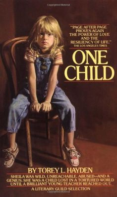 One Child by Torey L. Hayden, http://www.amazon.com/dp/0380542625/ref=cm_sw_r_pi_dp_latSpb1XXRXTT