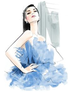 Gorgeous fashion art by beauty illustration, fashio Beauty Illustration, Fashion Illustration Sketches, Fashion Sketchbook, Fashion Sketches, Dress Sketches, Fashion Design Illustrations, Illustrations Posters, Fashion Design Drawings, Drawing Fashion