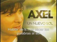 Axel Fernando - Hablar de ti