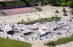 Image result for outdoor skate parks
