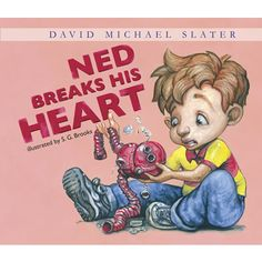 It's time for the science fair, and Ned has put his heart and soul into his model heart. But disaster strikes just before judging! Ned is forced to think fast to mend his broken heart in time. Will this heart-stopping tale end with heartbreak or a heartwarming moment of success?