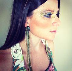 Carnaval make up - @Natasha S Franklin @useacessorios