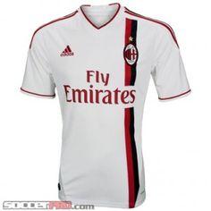 adidas AC Milan Away Jersey 2011-12