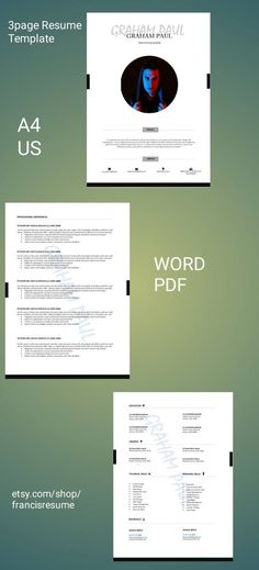 Modern Cv Template, Cv Resume Template, Cover Letter Format, Cover Letter For Resume, Resume Review, Creative Resume, Resume Design, Professional Resume, A Team
