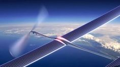 Facebook to work with Zephyr-maker Ascenta to build unmanned solar connectivity aircraft, says Mark Zuckerberg