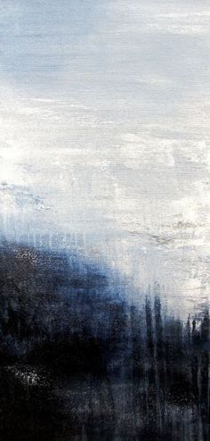 """Buy Shimmering Dusk  12""""x24"""", Acrylic painting by Laura Spring on Artfinder. Discover thousands of other original paintings, prints, sculptures and photography from independent artists."""