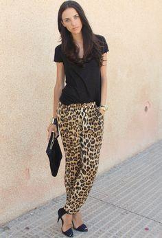 Zara Leopard Head Blouse 26