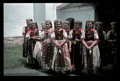 From Kalotaszeg, NHA Néprajzi Múzeum   Online Gyűjtemények - Etnológiai Archívum, Diapozitív-gyűjtemény Folk Costume, Costumes, Hungarian Embroidery, Hungary, Embroidery Patterns, Folk Art, Punk, Marvel, Boho