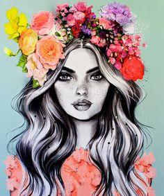 Pippa McManus - Western Australian artist