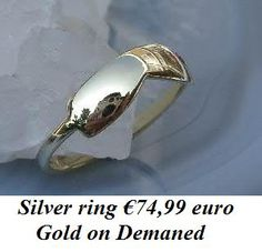 Gold 14 carat sunglasses ring