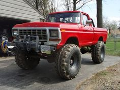 Monster mud trucks | 1979 FORD MUD TRUCK - $5300 (POLAND, OHIO) | Used Auto For Sales