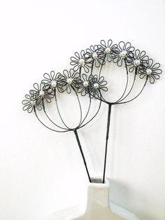 Květuška bílá s perletí -zápich