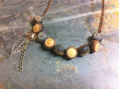Items similar to Unique natural real acorn statement necklace brown organic nature inspired, The Squirrels think I'm NUTZ on Etsy Acorn Crafts, Acorn Necklace, Jewelry Box, Unique Jewelry, Jewerly, Homeschool, Projects To Try, Autumn, Play