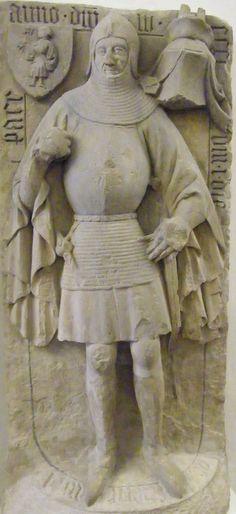 Friedrich von Wolfskeel 1408  Germany Wurzburg Marienberg Castle