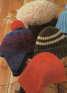 Hey, I found this really awesome Etsy listing at https://www.etsy.com/listing/171152954/five-childrens-hats-winter-warmers