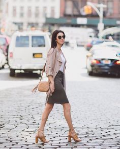 City safari look // Obsessions Now