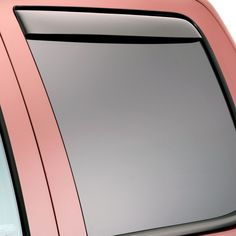 WeatherTech 81740 Series Dark Smoke Rear Side Window Deflectors - Side Window Deflectors WeatherTech(R) Side Window Deflectors, offer fresh air enjoyment with an original equipment look, installing within the window channel. They are crafted from the finest 3mm acrylic material available. Installation is quick and easy, with no exterior tape needed. WeatherTech(R) Side Window Deflectors are precision-machined to perfectly fit your vehicle's window channel. These low profile window deflectors…