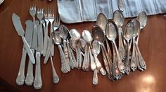 Cutlery, much more available than this