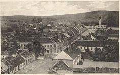 Palackého ul. a náměstí